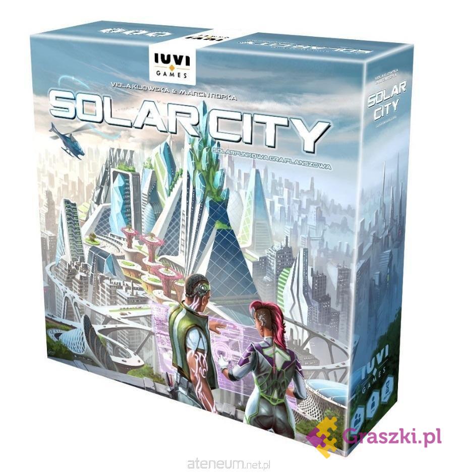 Solar City // darmowa dostawa od 249.99 zł // wysyłka do 24 godzin! // odbiór osobisty w Opolu